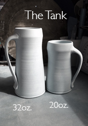 32 & 20 oz. Tankards